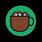 Café Haselnuss
